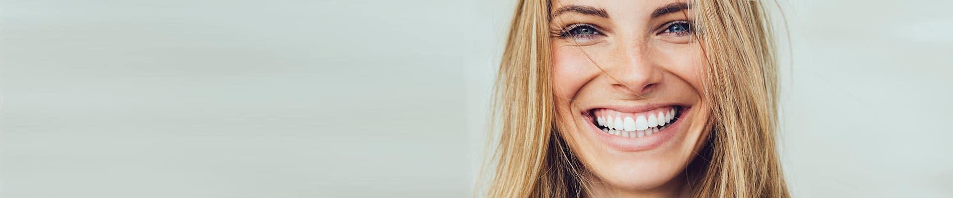 Adult Woman Sacramone Orthodontics Newtonville MA